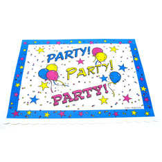 star party placemats