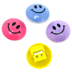 smiley face clicker